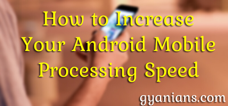 Android Mobile Se Junk Files Clean Karke Mobile Ki Speed Kaise Fast Kare
