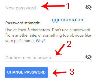 Gmail Ka Password Change Karna Hai Kaise Change kare