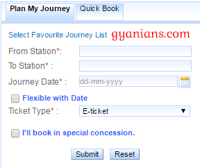 How to Book Train Tickets Online in IRCTC in Hindi