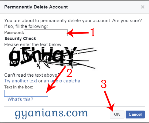fb account kaise delete kare