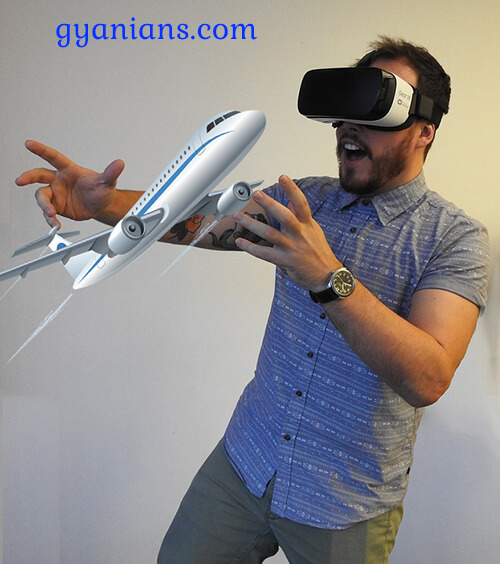 what is virtual reality in hindi