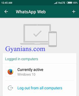 WhatsApp Web Kya Hai