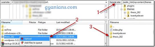 Uploading-WordPress-Theme-FTP