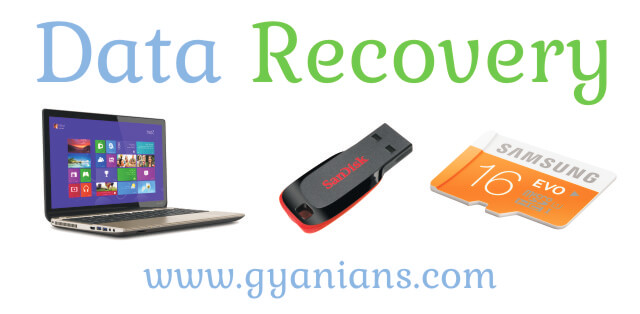 Data Recovery Software Kaise Work Karte Hai - gyanians