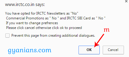 i want to create an account in irctc