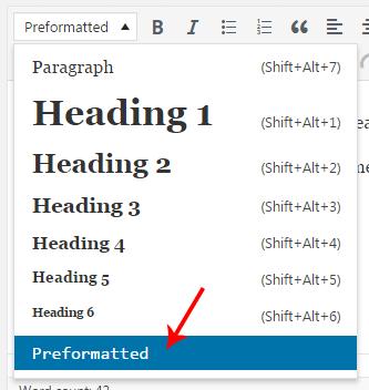 How to Display Code on Your WordPress Website the Proper Way