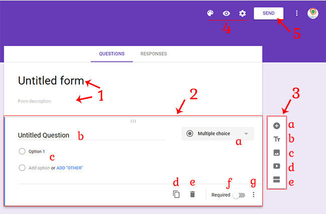 Google Forms Kaise Use Karte Hai