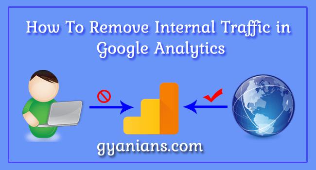 Internal Traffic Ko Google Analytics Se Kaise Remove Kare in Hindi