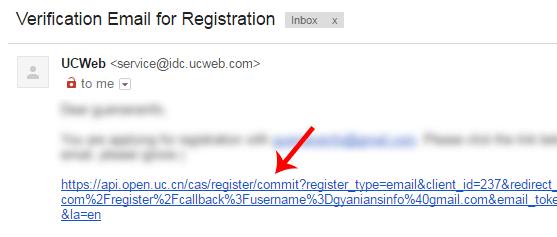Uc News Par Account Kaise Banaye (Register Uc Web News
