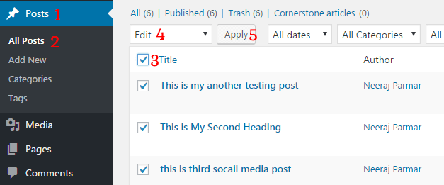 disable multiple posts comments