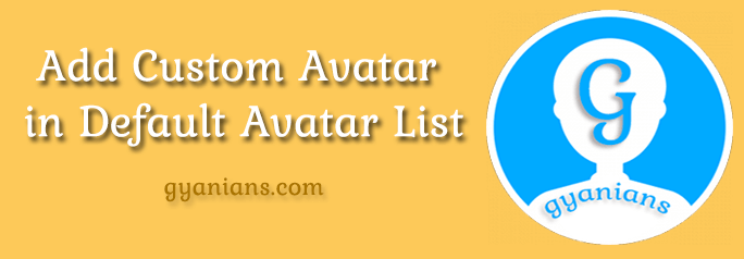add custom avatar in wordpress in hindi
