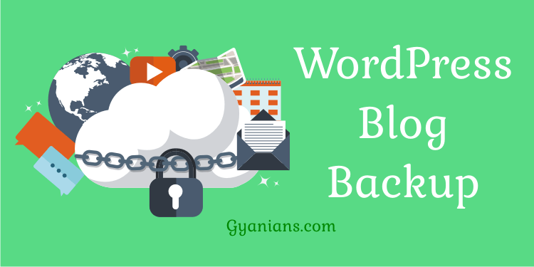 WordPress Blog Ke Files and Database Ka Manually Backup Kaise Lete Hai