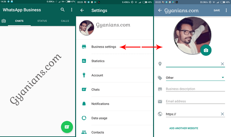WhatsApp Business App First look