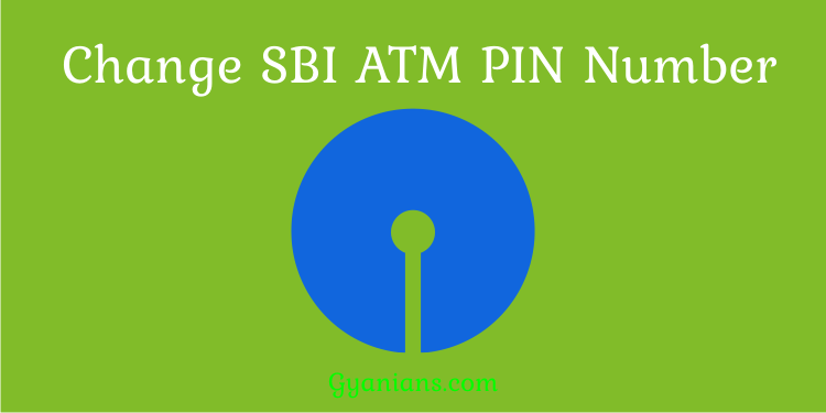 SBI ATM Card Ka PIN Number Kaise Change Kare
